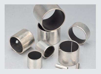 Metal-Polymer Composite Bearings