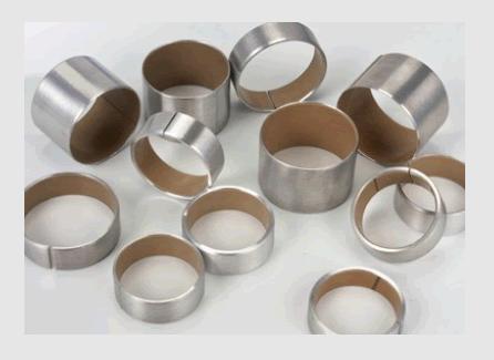 Bronze Wrapped Bearings