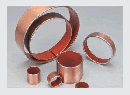 Bi-Metallic Composite Bearings