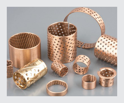 Non-Metallic Self-Lubricating Bearings