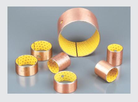 Metallic Self-Lubricating Bearings